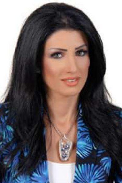 بالصور لينا زهر الدين , صور اعلاميه لبنانيه 2957 6