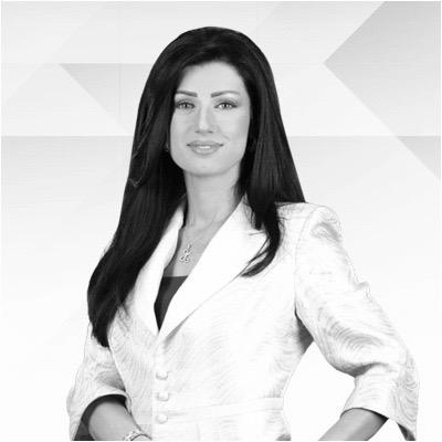 بالصور لينا زهر الدين , صور اعلاميه لبنانيه