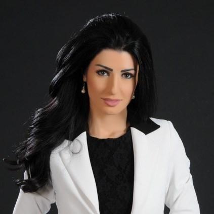بالصور لينا زهر الدين , صور اعلاميه لبنانيه 2957