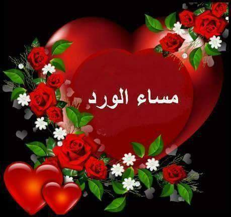 صوره مساء الخير مسجات , اجمل رسايل لاحلى امسيه