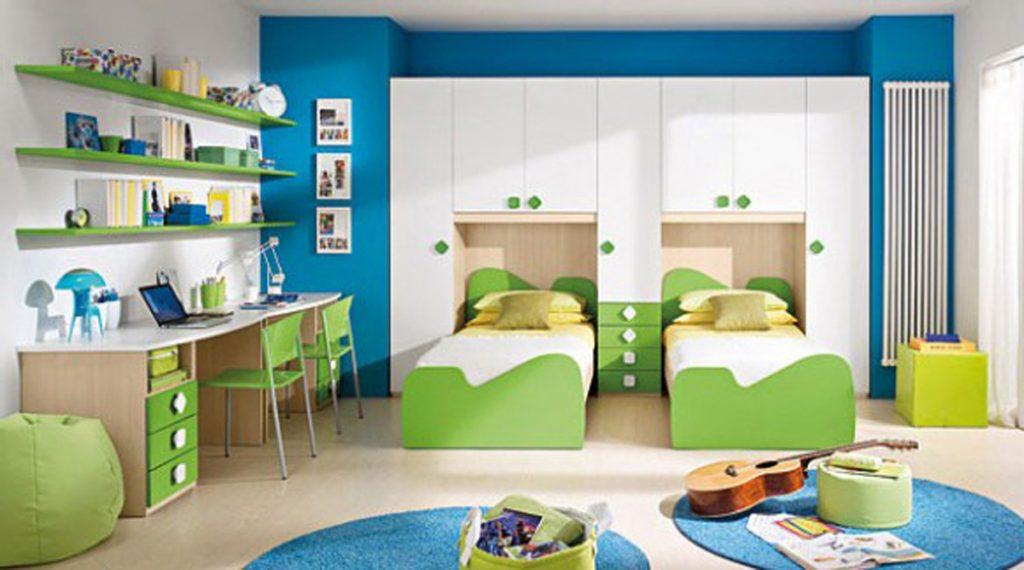 بالصور اشكال غرف نوم اطفال , صور اوض للصغار منوعه 2979 7