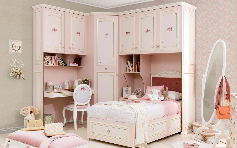 بالصور صور غرف بنات , ديكور اوض فتيات 2985 10