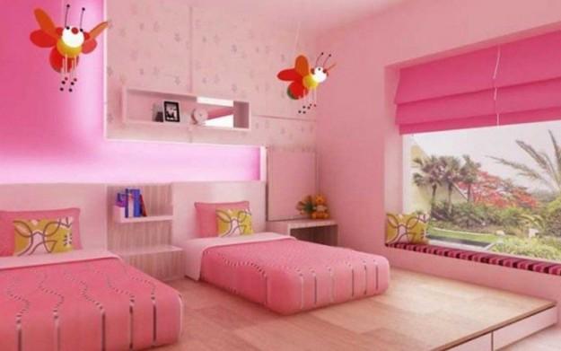 بالصور صور غرف بنات , ديكور اوض فتيات 2985 12