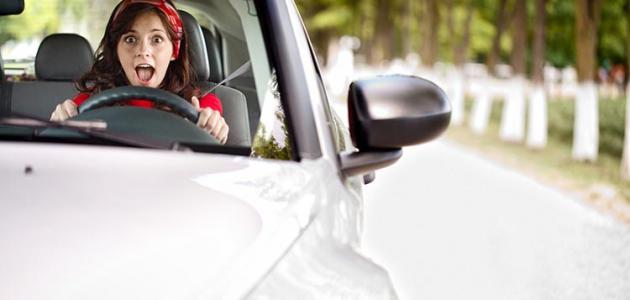 صوره تعليم السواقة , كيف تقود سياره