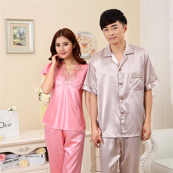 بالصور بيجامات صيفية , موديلات ملابس النوم للرجل والمراه 3003 5
