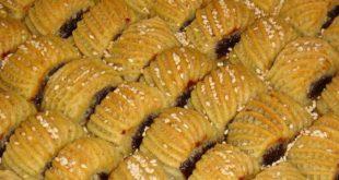 صوره حلويات ليبية , وصفات حلى من المطبخ الليبي