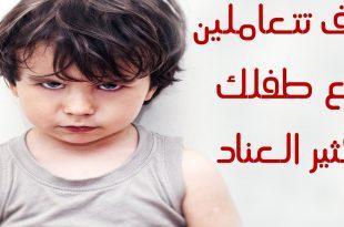 بالصور كيفية التعامل مع الطفل العنيد , طرق تعديل سلوك ابنك 3014 3 310x205