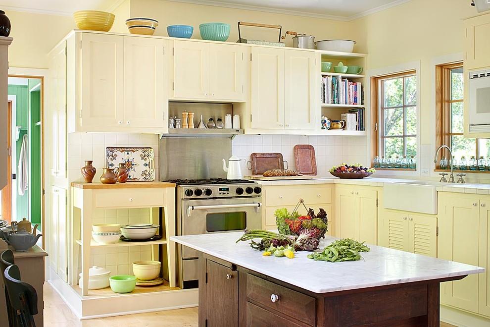 بالصور ديكور مطبخ , تصميمات على الطراز التركى لمطبخك 3021 3
