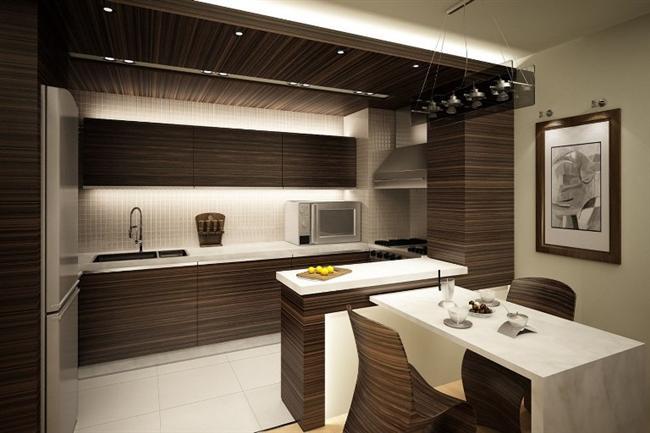 بالصور ديكور مطبخ , تصميمات على الطراز التركى لمطبخك 3021 6