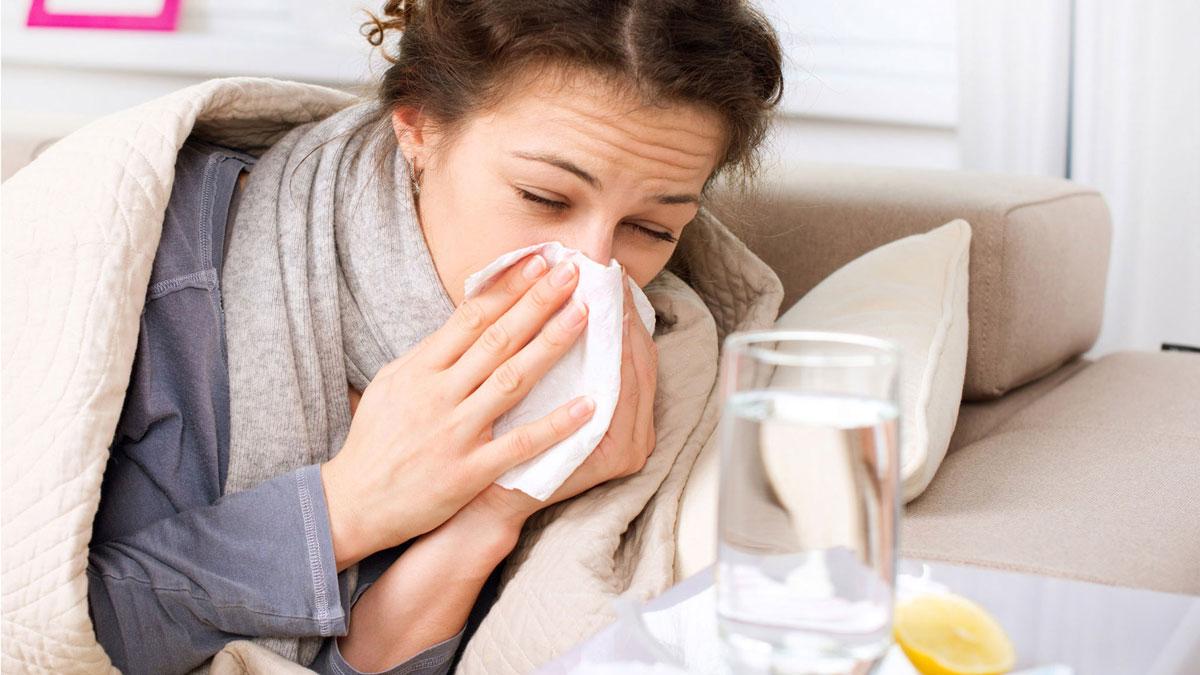 صوره نزلات البرد , تعرف على اسباب الاصابه بالانفلونزا