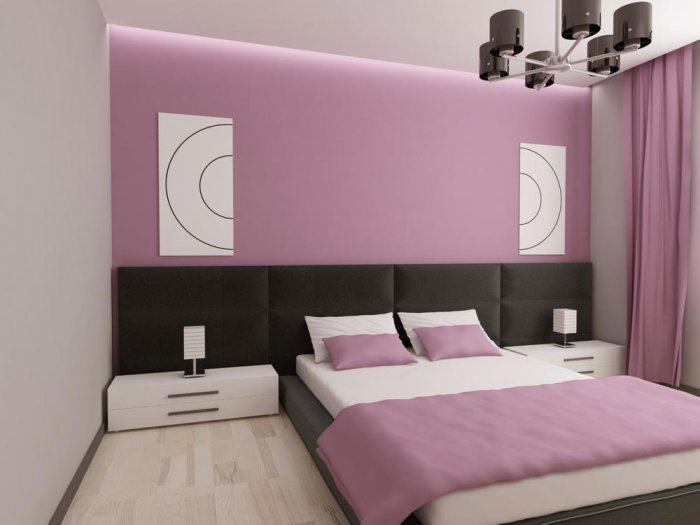 بالصور دهانات غرف نوم , الوان جميله لحائط اوضه نومك 3103 2