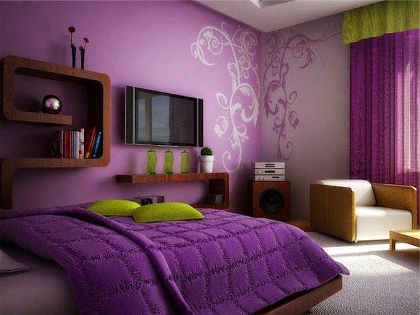 بالصور دهانات غرف نوم , الوان جميله لحائط اوضه نومك 3103 7