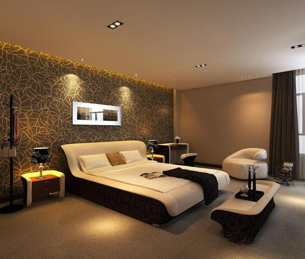 صوره دهانات غرف نوم , الوان جميله لحائط اوضه نومك