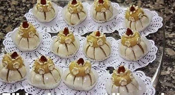 بالصور حلويات جزائرية بسيطة بالصور , حلى شهى من الجزائر 3120 12