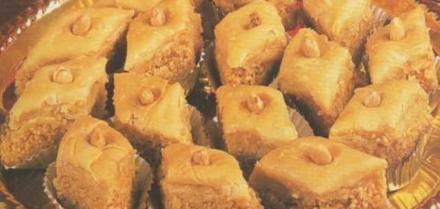 بالصور حلويات جزائرية بسيطة بالصور , حلى شهى من الجزائر 3120 14