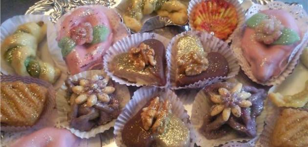 بالصور حلويات جزائرية بسيطة بالصور , حلى شهى من الجزائر 3120 9