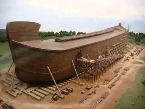 صوره سفينة نوح عليه السلام , صور لفلك النبي نوح