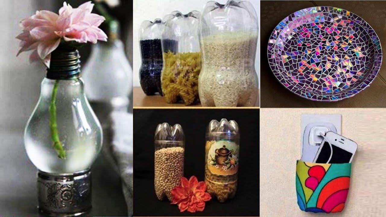 صور ابداعات منزلية , اعادة تصنيع اشياء من البيت