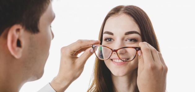 صوره علاج ضعف النظر , تعرف على اسباب وطرق الوقايه من قصور البصر