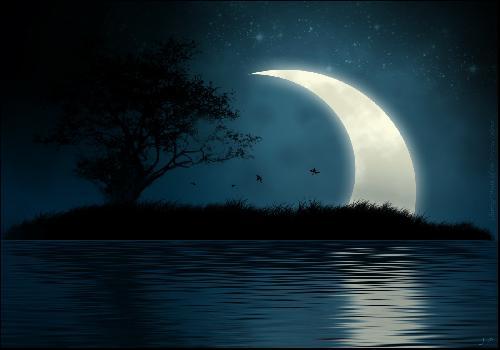 بالصور صور عن القمر , خلفيات جميله جدا عن سحر السماء 3150 10