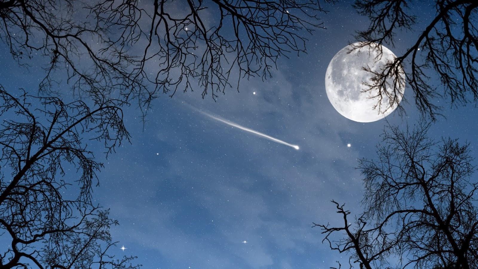 بالصور صور عن القمر , خلفيات جميله جدا عن سحر السماء 3150 7