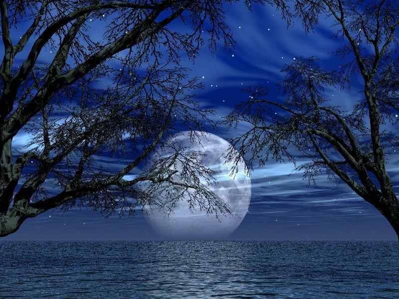بالصور صور عن القمر , خلفيات جميله جدا عن سحر السماء 3150 9