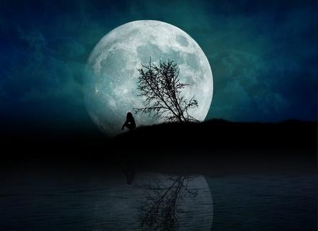 بالصور صور عن القمر , خلفيات جميله جدا عن سحر السماء 3150