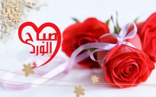 بالصور صباح الورد للورد , احلى تحيه صباحيه بلون الورود 3223 5