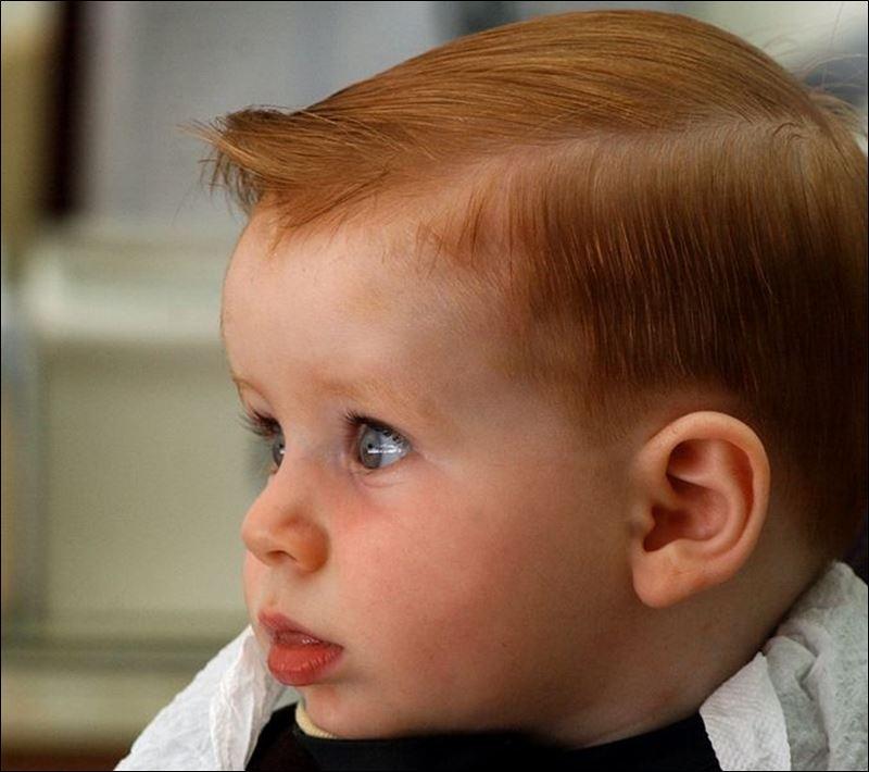بالصور صور تسريحات اطفال , اجمل قصات شعر للاطفال 3370 4