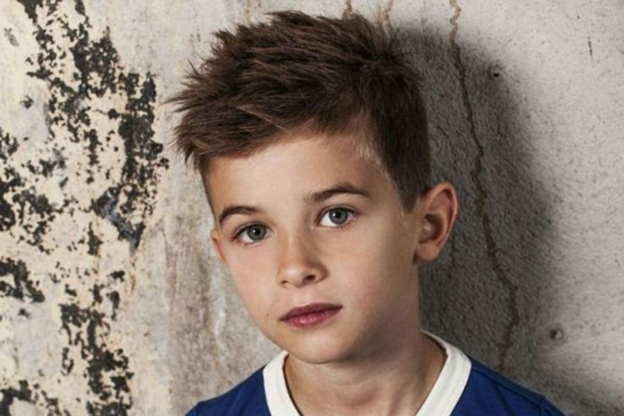 بالصور صور تسريحات اطفال , اجمل قصات شعر للاطفال 3370 6