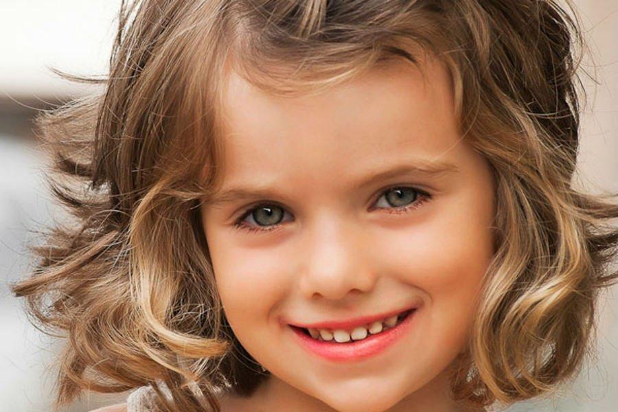 بالصور صور تسريحات اطفال , اجمل قصات شعر للاطفال 3370 8