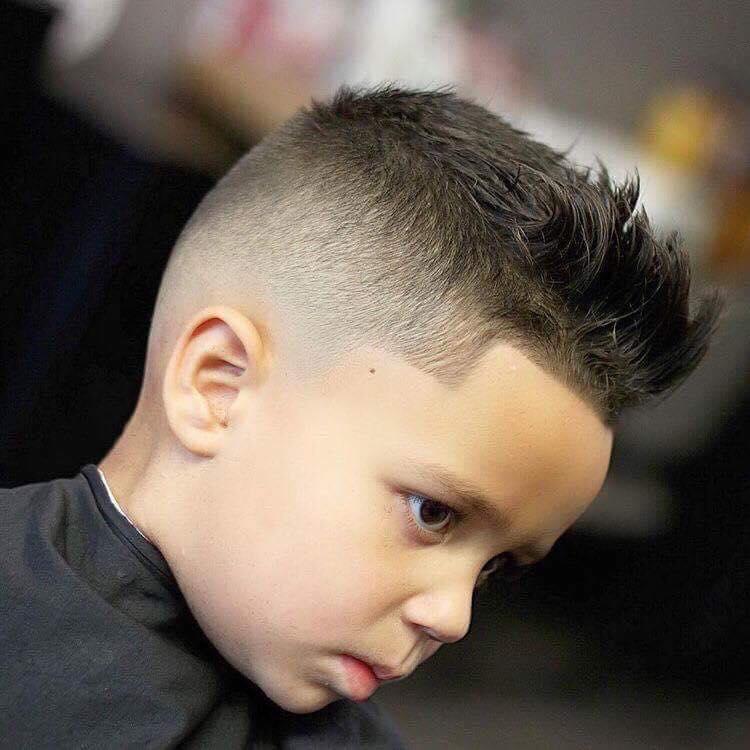 بالصور صور تسريحات اطفال , اجمل قصات شعر للاطفال 3370 9