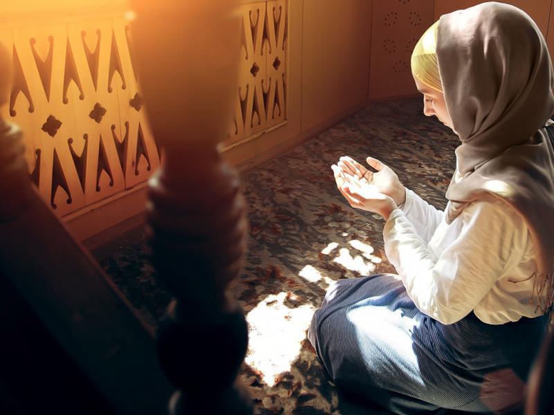صور كيفية الخشوع في الصلاة , كيف اخشع في الصلاة