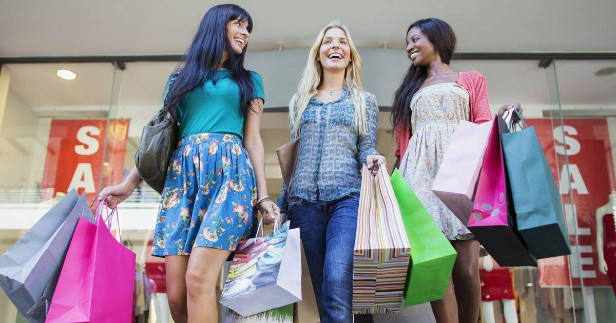 بالصور تسوق ملابس , اروع صور هوس التسوق 3495 9