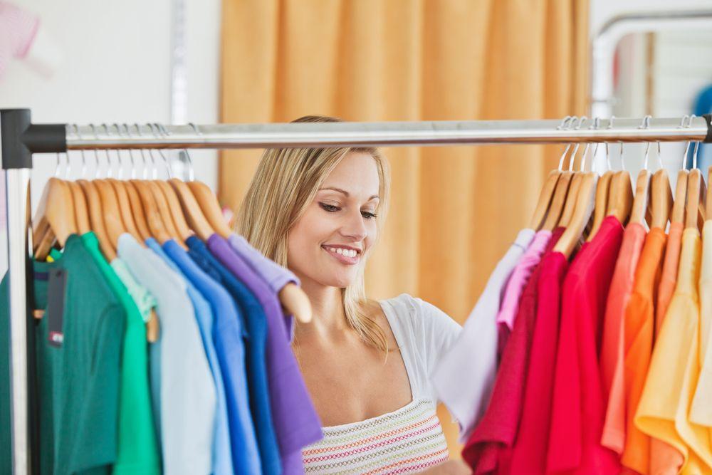 صور تسوق ملابس , اروع صور هوس التسوق