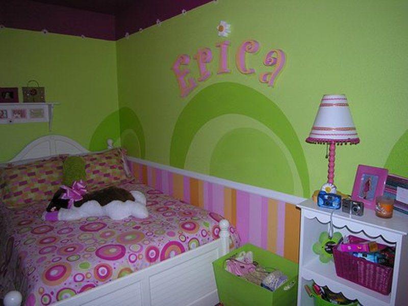 بالصور دهانات غرف اطفال , اجمل الوان دهان لغرف الاطفال 3539 2
