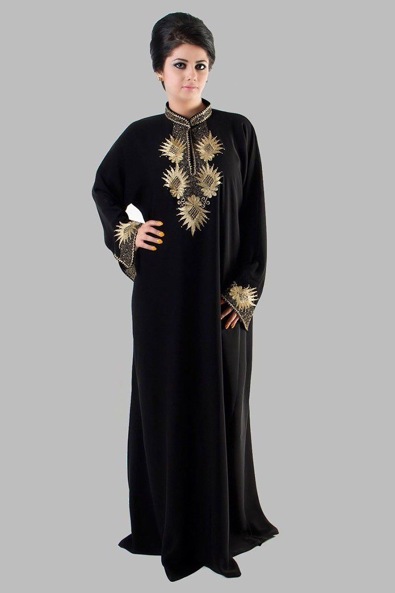 بالصور عبايات سعودية , اروع انواع العبايات السعودي 3545 10
