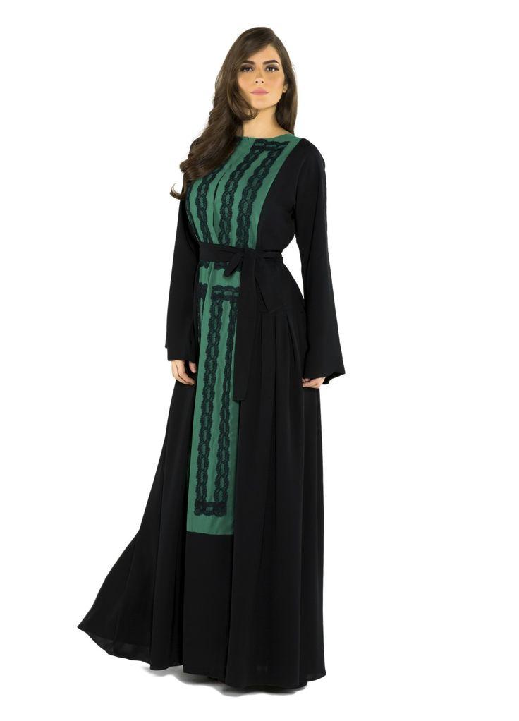 بالصور عبايات سعودية , اروع انواع العبايات السعودي 3545 7