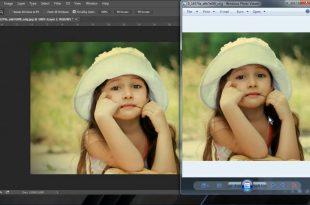 صوره التعديل على الصور , تعرف علي طريقة التعديل علي الصور