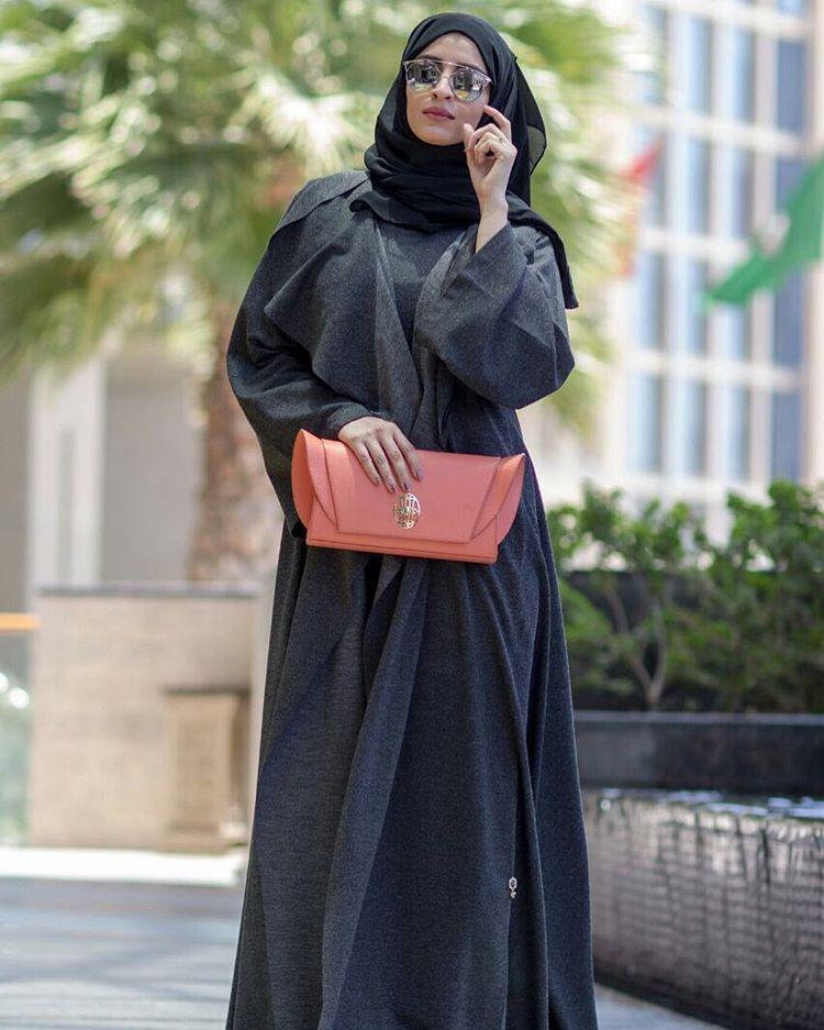 بالصور صور فساتين للمحجبات , اجمل صور الفساتين للمحجبات 3676 11