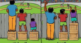 بالصور الفرق بين العدل والمساواة , فيديو يوضح الاختلاف بين العدل والمساواة 4763 3 310x165