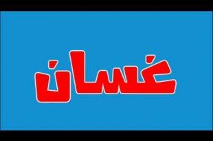 صوره معنى اسم غسان , معنى اسم اجمل الاسامي غسان