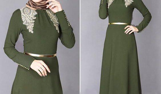صورة ملابس محجبات تركية , اجمل واشيك الملابس التركية للمحجبات
