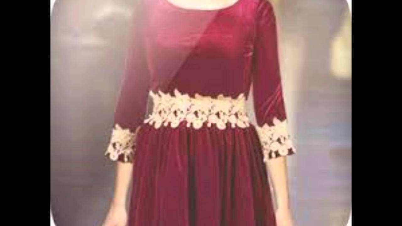 بالصور قنادر تاع الدار اخر صيحة , الملابس المغربيه للنساء واجددها 3584 11