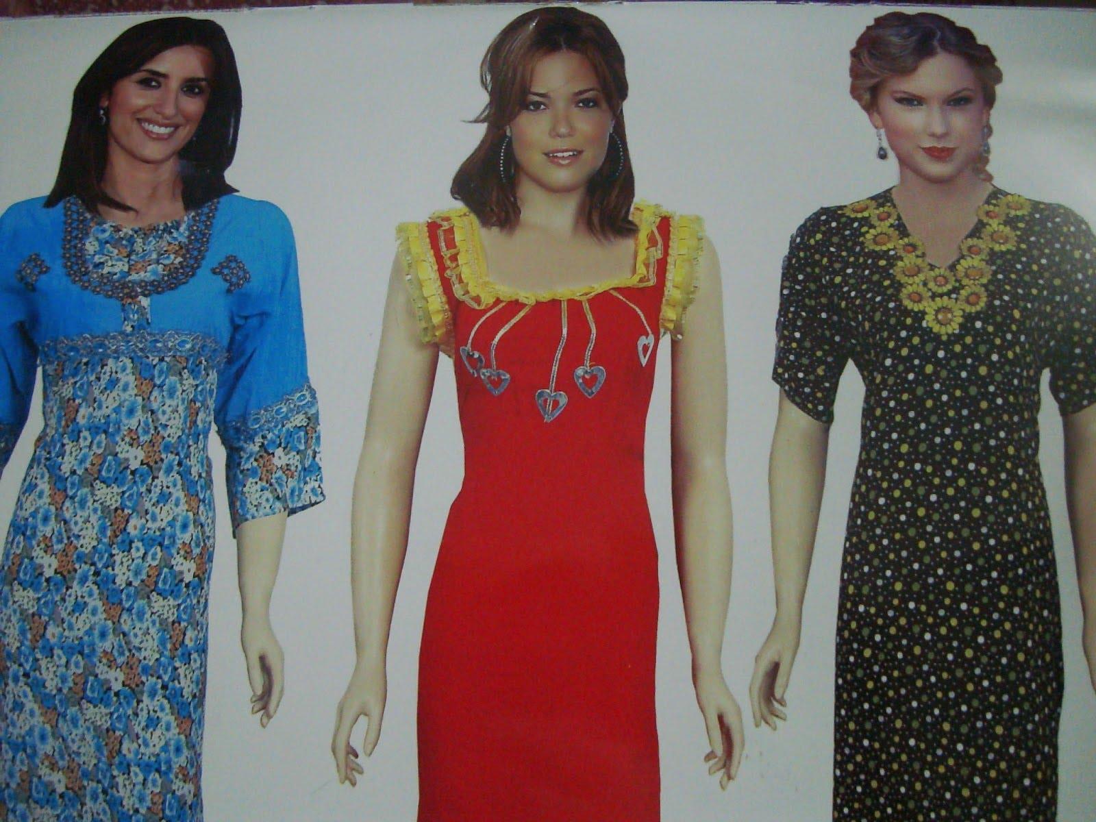 بالصور قنادر تاع الدار اخر صيحة , الملابس المغربيه للنساء واجددها 3584 12
