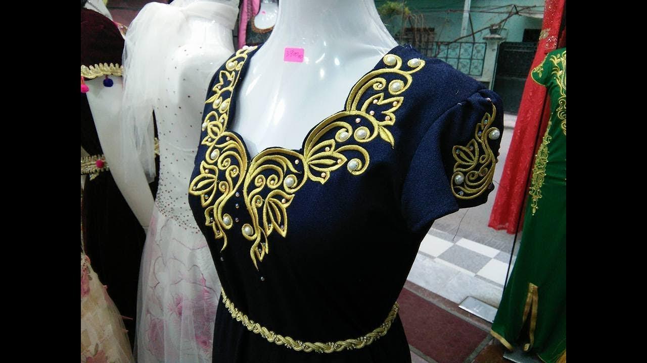 بالصور قنادر تاع الدار اخر صيحة , الملابس المغربيه للنساء واجددها 3584 2