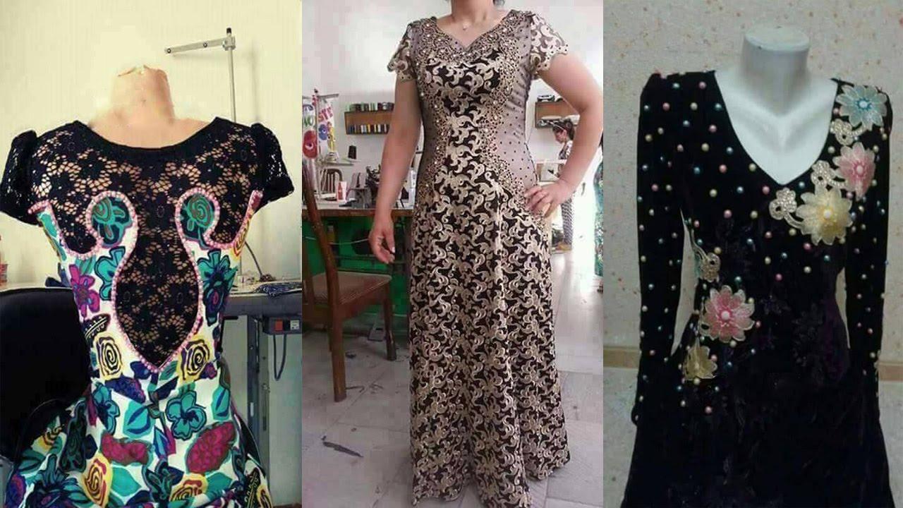 بالصور قنادر تاع الدار اخر صيحة , الملابس المغربيه للنساء واجددها 3584 8