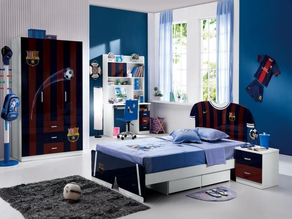بالصور غرف شباب , اجمل الغرف للشباب والتجديد والافراد فى الديكورات 3647 10