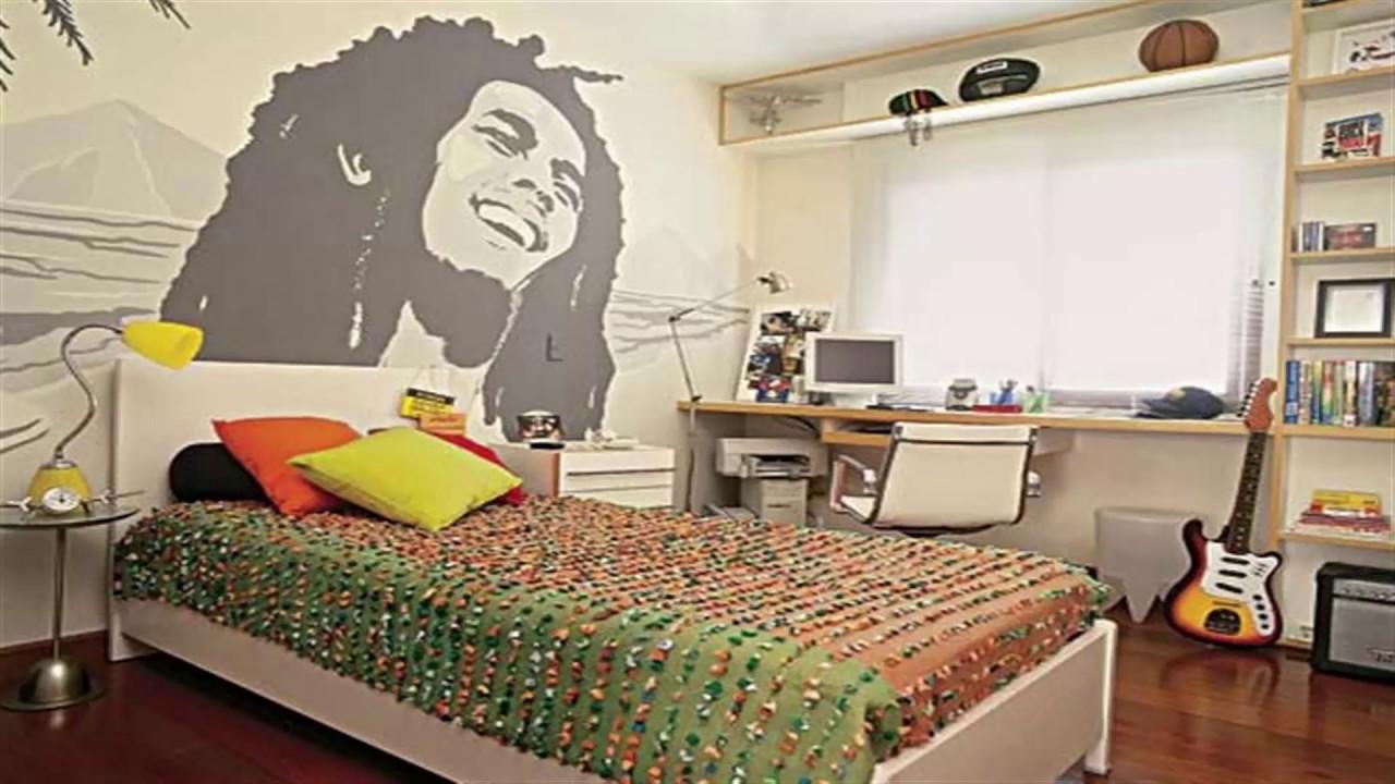 بالصور غرف شباب , اجمل الغرف للشباب والتجديد والافراد فى الديكورات 3647 11