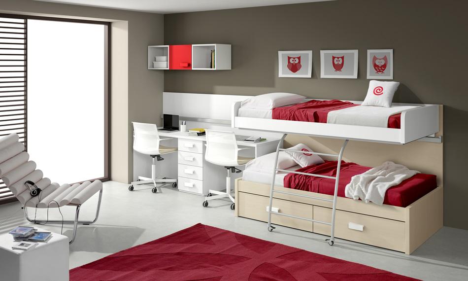 بالصور غرف شباب , اجمل الغرف للشباب والتجديد والافراد فى الديكورات 3647 3